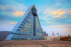 ASPAM -青森旅游信息中心 免版税图库摄影