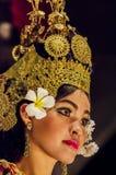aspara舞蹈演员 免版税库存照片
