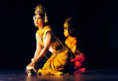 Aspara Dancers Royalty Free Stock Image