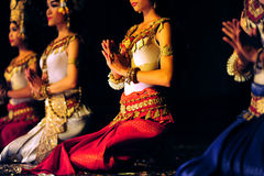 Aspara Dancers Stock Photo