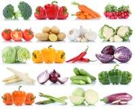 Asparag delle patate delle carote del peperone dolce della lattuga dei pomodori delle verdure Fotografia Stock Libera da Diritti