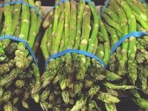 Asparago fresco Immagini Stock Libere da Diritti