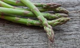 Asparago verde Immagini Stock