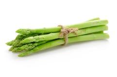 Asparago verde Fotografia Stock Libera da Diritti