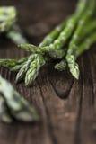 Asparago verde Immagini Stock Libere da Diritti