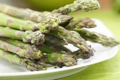 Asparago verde Immagine Stock