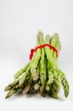 Asparago verde fresco Immagini Stock Libere da Diritti