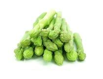 asparagus świeży Obrazy Royalty Free