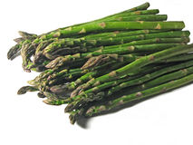 Asparagus. Bunch of fresh asparagus royalty free stock images