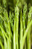 Asparagus. Close up Asparagus in vegetable market stock photo