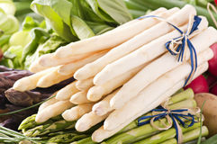 Asparagus Royalty Free Stock Photography