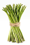 Asparagus 2. An image of asparagus on a white background stock photos