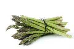 Asparagus. An isolated still life of asparagus royalty free stock photography