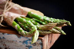 Asparagus Zdjęcie Stock