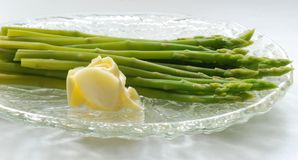 Asparagus 4 Royalty Free Stock Images