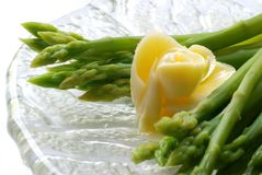 Asparagus 5 Royalty Free Stock Photography