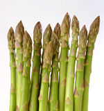 Asparagus. Green vegetable gourmet salad restaurant Royalty Free Stock Photography