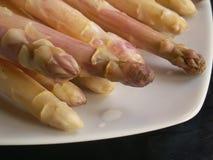 Asparagus. White asparagus Stock Photography