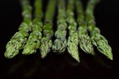 Asparagus art Stock Photo