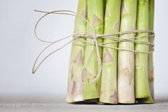 Asparagus bottoms Royalty Free Stock Image