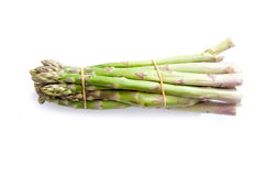 Asparagus branch Royalty Free Stock Photos