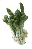 Asparagus Bunch. Bunch of green asparagus Royalty Free Stock Photography