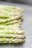 Asparagus bunch Stock Photos