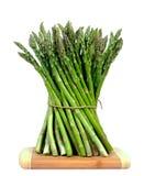 Asparagus bunch Stock Photography