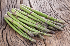 Asparagus. Royalty Free Stock Images