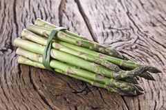 Asparagus. Royalty Free Stock Photography