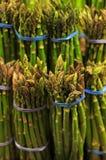 Asparagus Bundles Stock Images