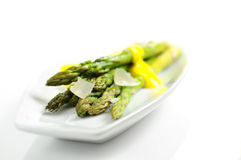 Asparagus Closeup Stock Photos