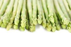 Asparagus closeup Royalty Free Stock Photography