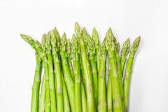 Asparagus Fresh Stock Photo