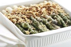 Asparagus gratin Royalty Free Stock Image