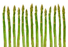Asparagus vegetable Royalty Free Stock Photos