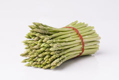 Asparagus group Stock Photo