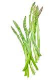 Asparagus isolated Stock Photos