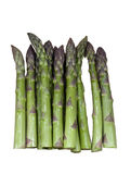Asparagus Isolated Royalty Free Stock Photo