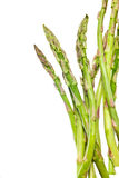 Asparagus isolated Royalty Free Stock Photography