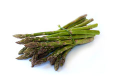 Asparagus isolated on white Stock Photography