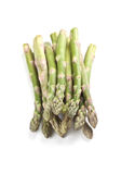 Asparagus. Isolated on white background Royalty Free Stock Photography