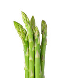 Asparagus isolated on the white background Royalty Free Stock Image