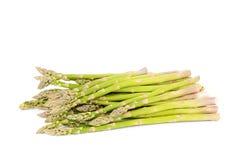 Asparagus isolated on white background Stock Photo
