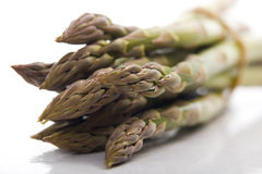 Asparagus.JH. Asparagus on with.JH royalty free stock images