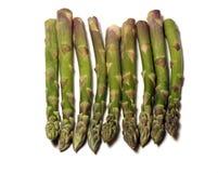 asparagus linia Fotografia Stock