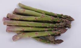 asparagus odizolowywający Obrazy Royalty Free