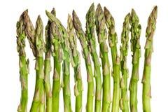 asparagus odizolowywający Zdjęcie Royalty Free