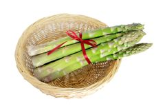 Asparagus pound Royalty Free Stock Image