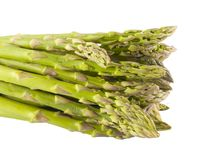 Asparagus Shoots Stock Image